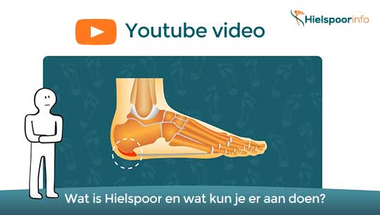 hielspoor youtube video
