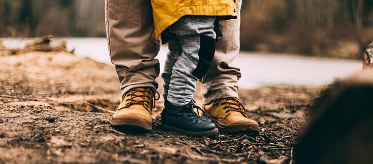 Wonderlijk Goede schoenen, belangrijk voor hielspoor - Hielspoorinfo UP-46
